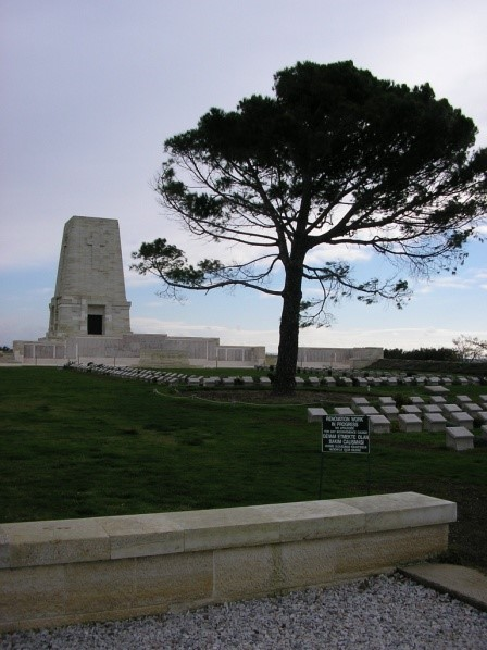 ANZAC commemorations